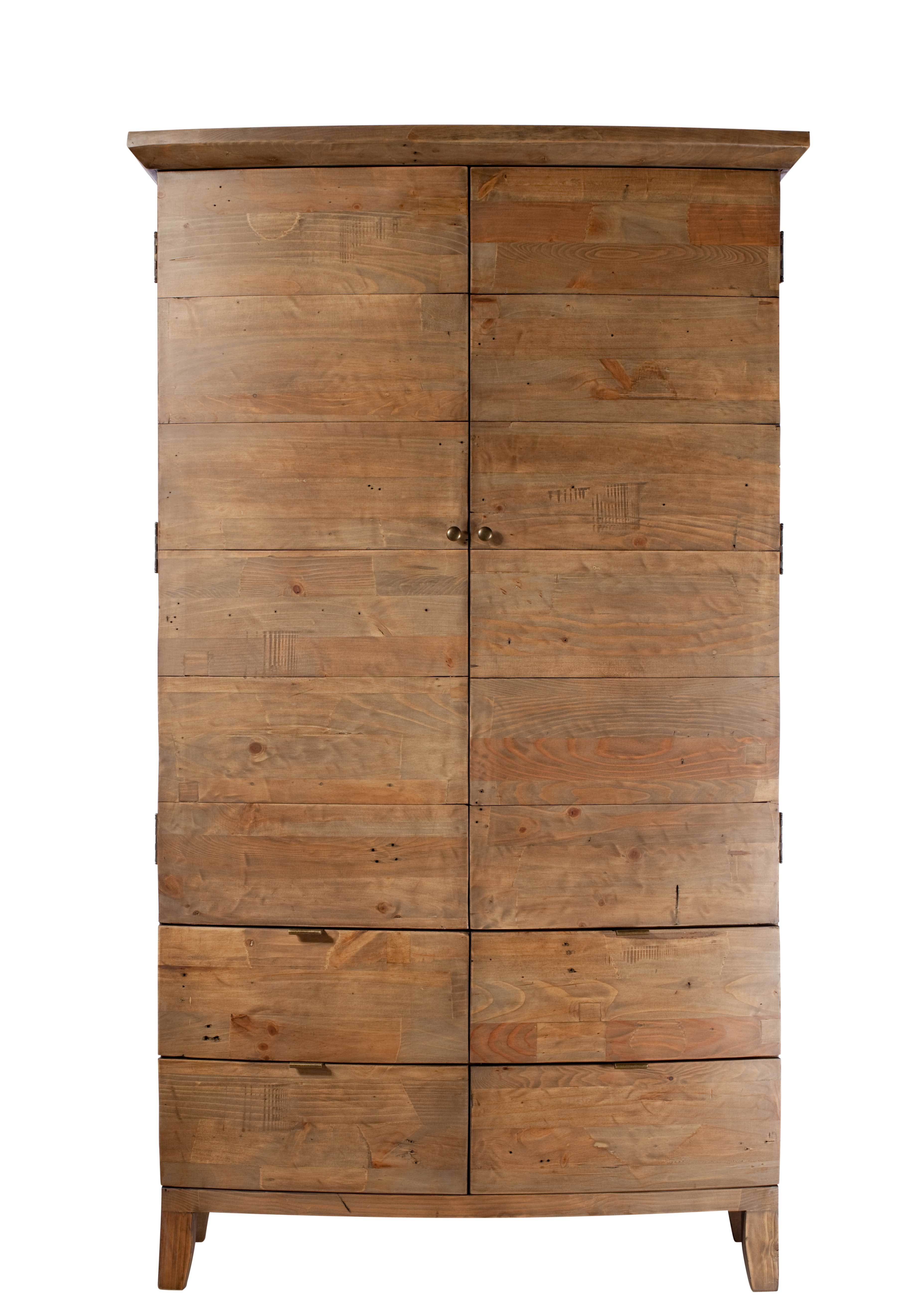 Havana 1 Larger Double Wardrobe BM04 1
