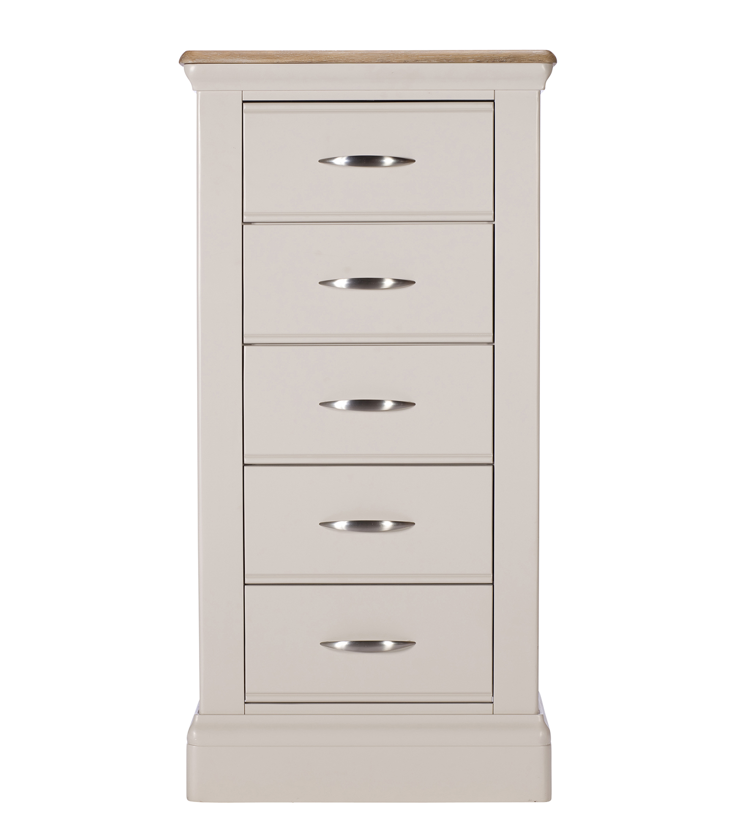 Madison 1 5 Drawer Tall Chest TE05 1