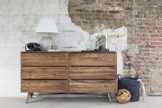 Oslo 2 6 Drawer Wide Chest RN07