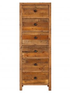 Vancouver 1 6 Drawer Tall Chest KY12 1
