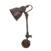 Anandur Brass Extendable Wall Light rust 1 TL0901