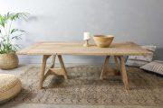 Balasore Mango Wood Coffee Table 3 OT06
