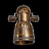 Kalase Brass Spotlight 1 antique brass TL0203 e1573119094500
