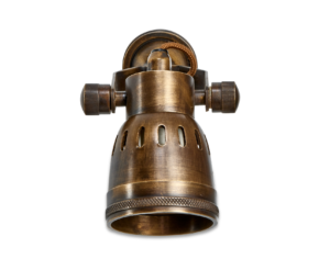 Kalase Brass Spotlight 1 antique brass TL0203 e1573119094500