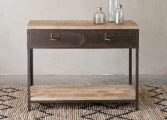Kampur Iron Console Table 3 MT39