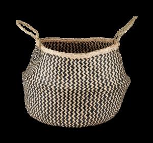 Karamale Basket black natural 1 EB3703 e1573144796822