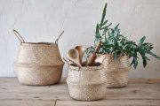Karamale Basket natural 2 EB36