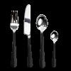 Kasu Cutlery Set of 16 black 1 OC3301 WB e1573145527753