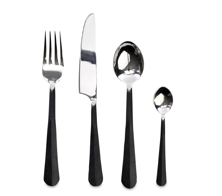 Kasu Cutlery Set of 16 black 1 OC3301 WB e1573145527753