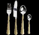 Kasu Cutlery Set of 16 gold 1 OC3401 WB e1573145824141