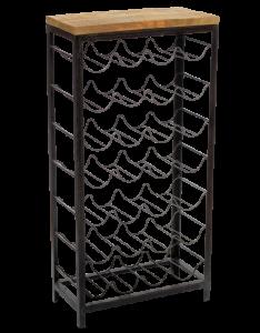 Masoori Industrial Wine Rack 1 OR0102 WB e1573070092885