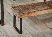 Padra Outdoor Wooden Bench 3 OB2201