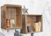 Reclaimed Wooden Box 3 WB0101