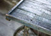 Reclaimed Wooden Cart 4 RI01