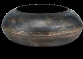 Shirashi Reclaimed Iron Round Pot 1 EP0502 e1573160926456