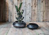 Shirashi Reclaimed Iron Round Pot 3 EP05