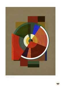 Abstract Deco FIVE