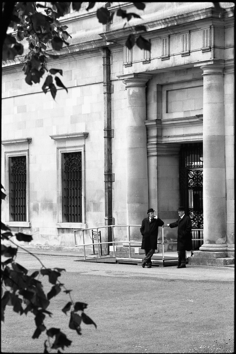 Doormen Trinity College Cambridge