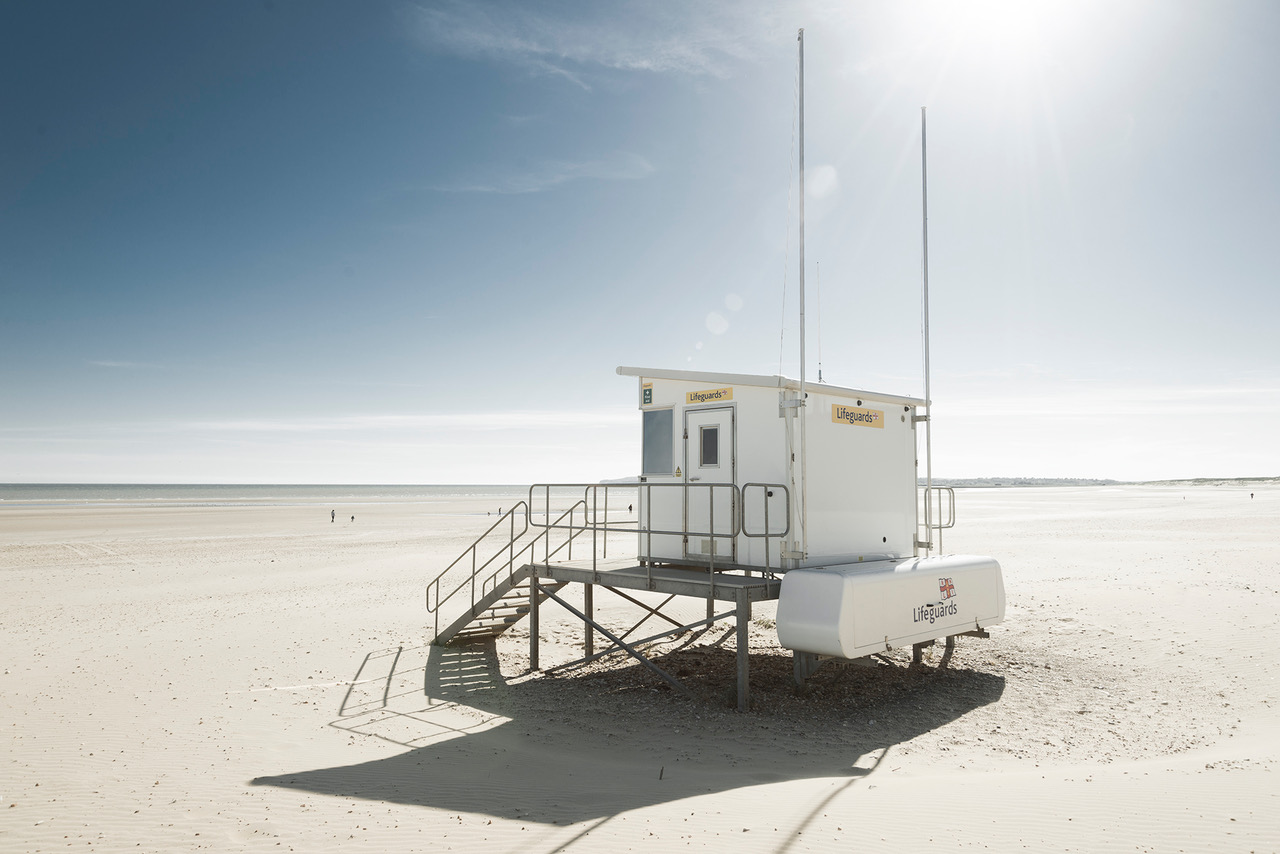Open Beach