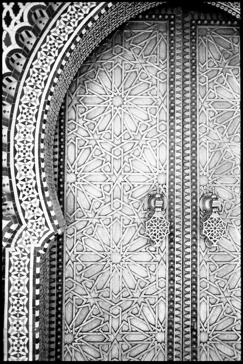 Ornate Doors The Royal Palace