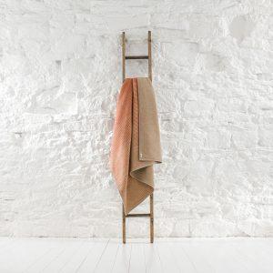 Wolveton Abstract Russet Blanket BLW295 199