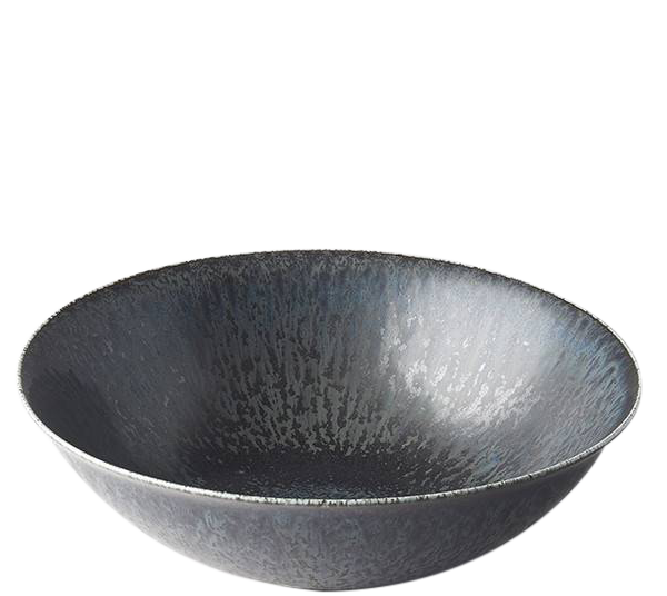 Black Open Bowl