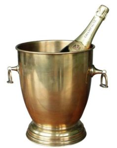 Champagne Bucket with Handles
