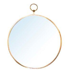 Fob Round Mirror