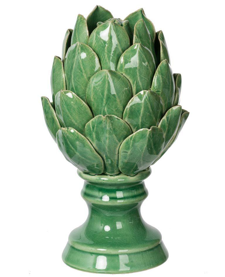 Standing Ceramic Artichoke