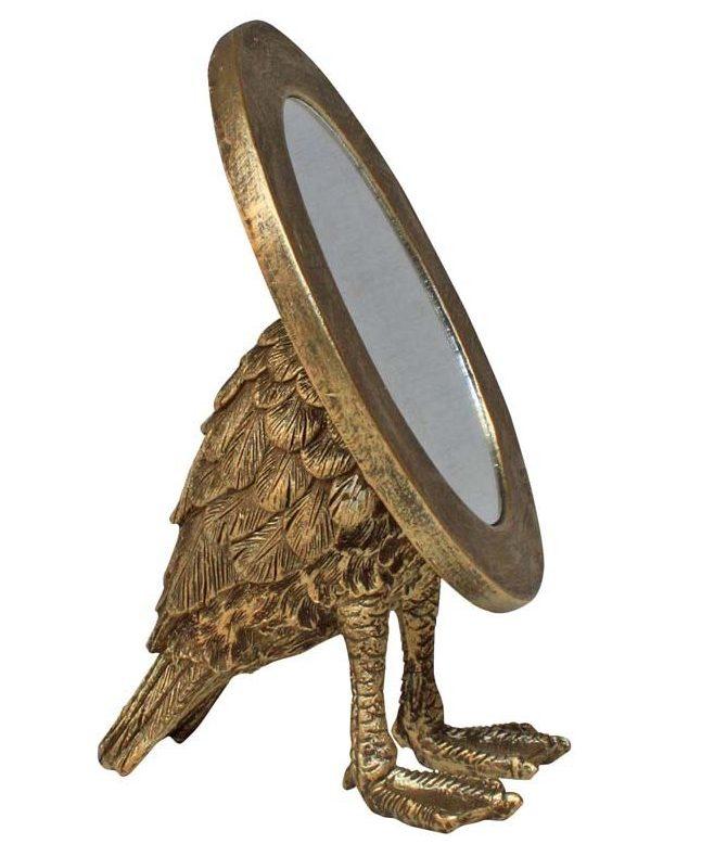 Webbed Feet Oval Mirror