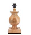 Bakkala Mango Wood Lamp 1 ML4201