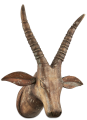 Tala Wooden Deer Head 1 AH0902 e1573161662836