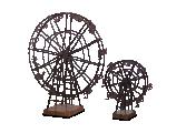Decor Ferris Wheel 3 DW03 WB