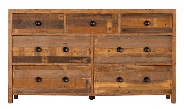 Vancouver 1 7 Drawer Wide Chest KY14 e1573076992710