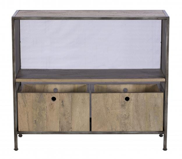 Monterrey 1 Metal Console Table TN10 e1573070809567