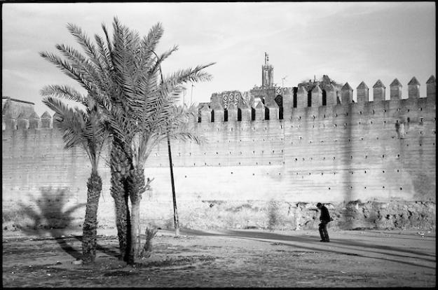 Walls of the Mechouar