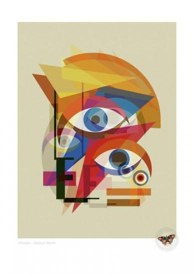 Changes Bauhaus Bowie