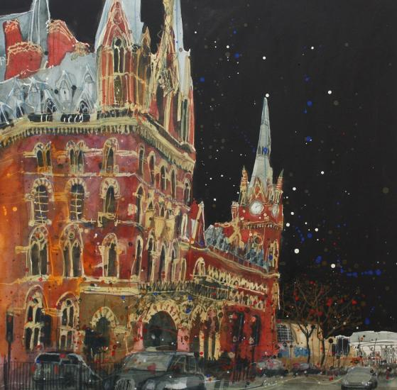 Gothic Revival St Pancras