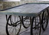 Reclaimed Wooden Cart 3 RI01