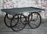 Reclaimed Wooden Cart 2 RI01