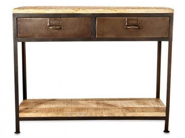 Kampur Iron Console Table 1 MT39 e1573065218456