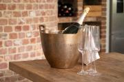 Champagne Bucket In Situ