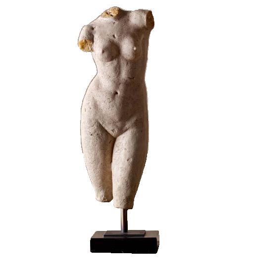 Aphrodite Sculpture Cutout