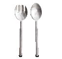 Kaptai Brushed Silver Salad Servers 1 SS05 WB e1573144727671
