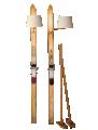 Pair of Skis Lamp