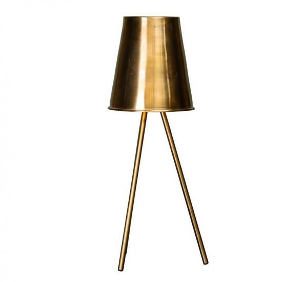 Small Tripod Desk Lamp