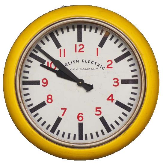 Yellow Clock Canteen