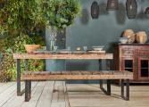 Padra Outdoor Wooden Bench 2 OB2201
