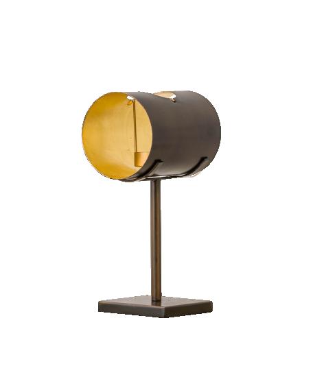 Cylindrical Hurricane Tea Light Holder Cut Out