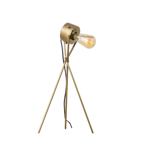 Tripod Table Lamp Cut Out